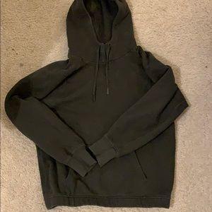 Lululemon olive hoodie size 8